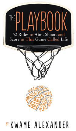 Playbook : 52 rules to aim, shoot, and score in this game called life