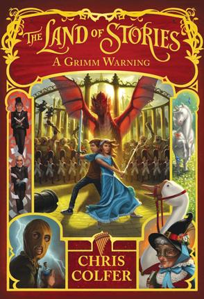 Grimm warning