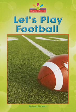 Let's play football