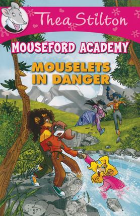 Mouselets in danger. #3
