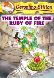Temple of the ruby of fire. #14