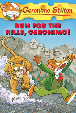 Run for the hills, Geronimo! #47