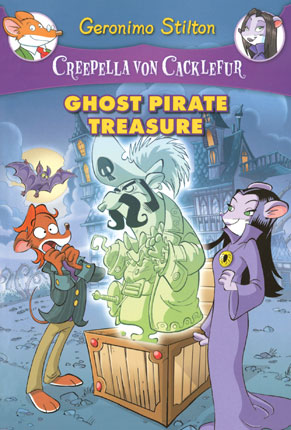 Ghost pirate treasure. #3