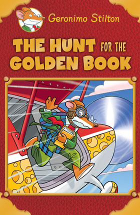 Hunt for the golden book