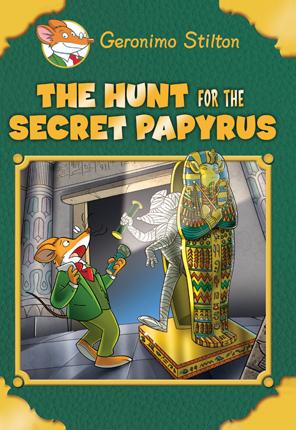 Hunt for the secret papyrus