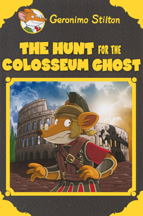 Hunt for the colosseum ghost