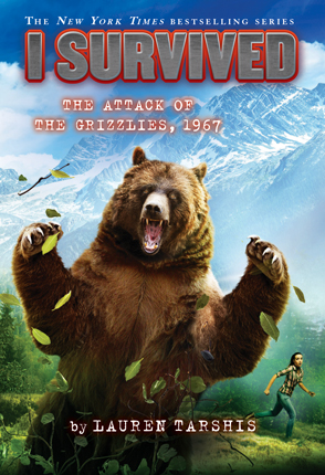 I survived the attack of the grizzlies, 1967. [#17]